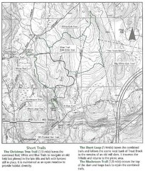 Trout Brook Conservation Area Map