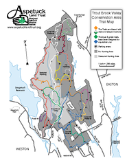 Trout Brook Valley Map
