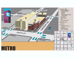 Tulsa Community College - Metro Campus Map