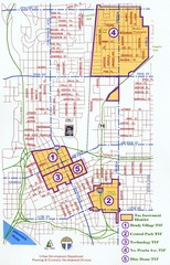 Tulsa Community College Metro Campus Map 909 S Boston Tulsa OK