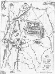 Twyford Parish Map