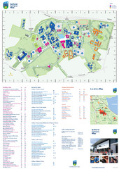 UCD Belfield Campus Map