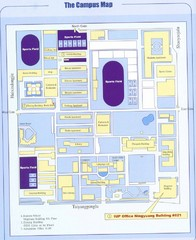 UIBE Campus Map