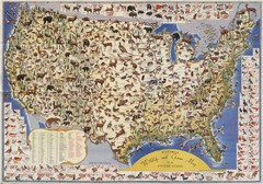 US Wildlife Map