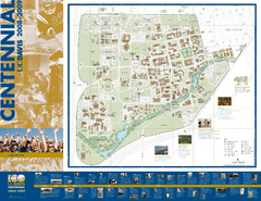 University of California Davis Campus Map