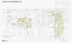 University of Illinois at Chicago Map