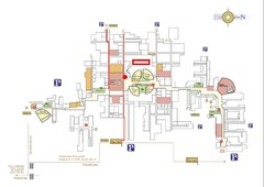 University of Oulu Campus Map