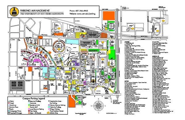 university of southern mississippi mapdiumthumb pdf