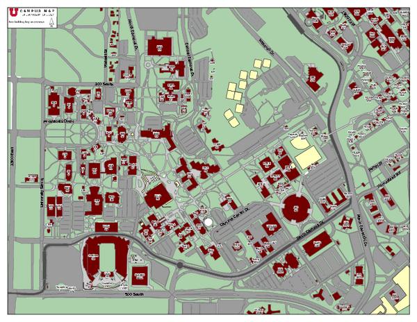 Fullsize University of Utah