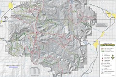 Utha Arapeen OHV Trail System- South Map
