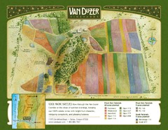 Van Duzer Vineyard Map