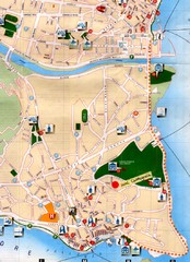 Verbania Pallatzo City Map