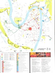Verona Tourist Map Verona Italy mappery