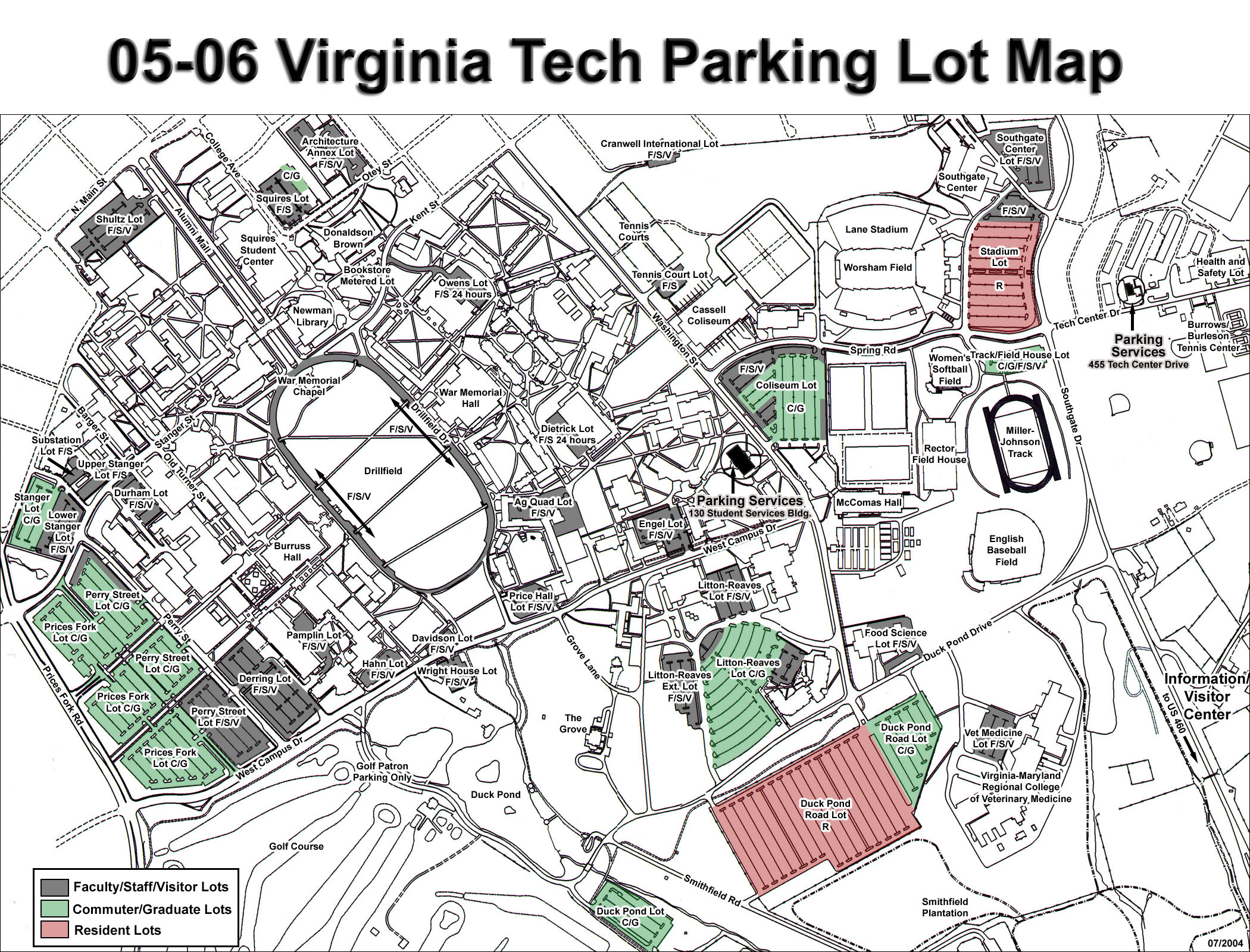 Blacksburg Va Map | My Blog