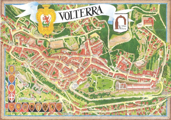 Volterra Italy Map Volterra Map   volterra it • mappery