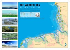 Wadden Sea Map