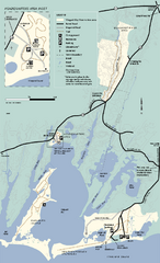 Waquoit Bay National Estuarine Research Preserve...