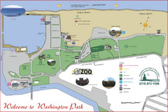 Washington Park Map