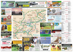 Watauga County Attractions Map