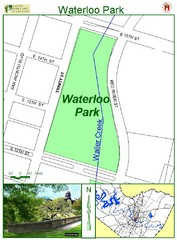 Waterloo Park Map