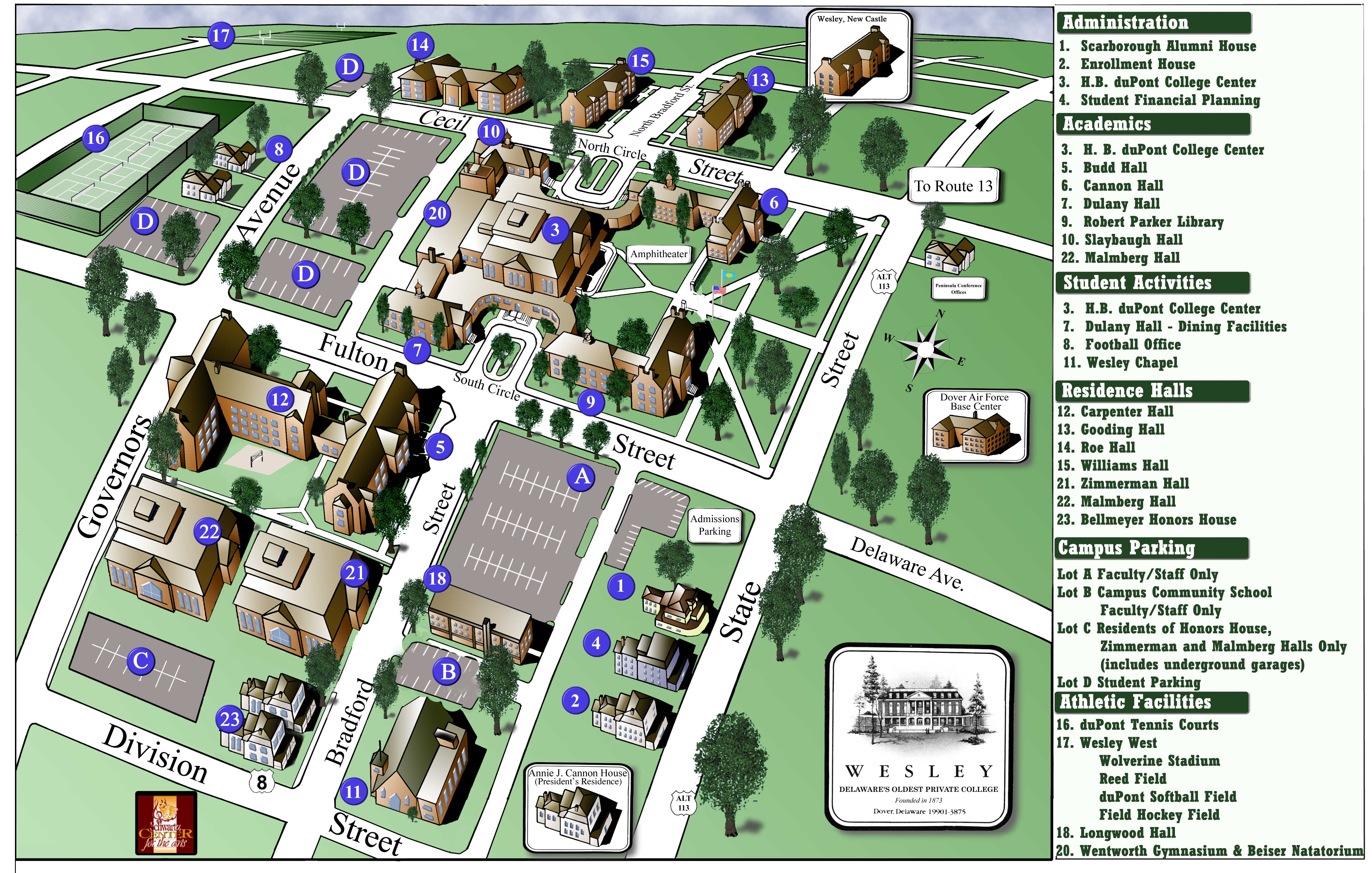 georgetown university campus map pdf Campus georgetown university campus map pdf