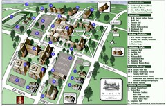 Wesley College Campus Map