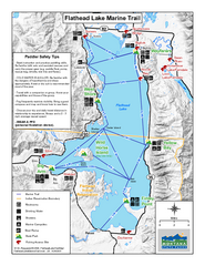 West Shore State Park Map