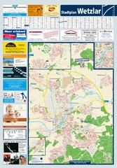 Wetzlar Tourist Map