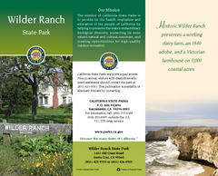 Wilder Ranch State Park Map