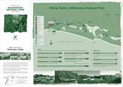 Wilderness National Park Map