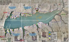 Winfield City Lake Map