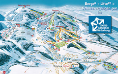 Winterberg Ski Trail Map