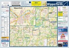 Wipperfuerth Tourist Map