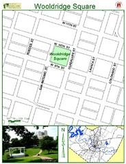 Wooldridge Square Map