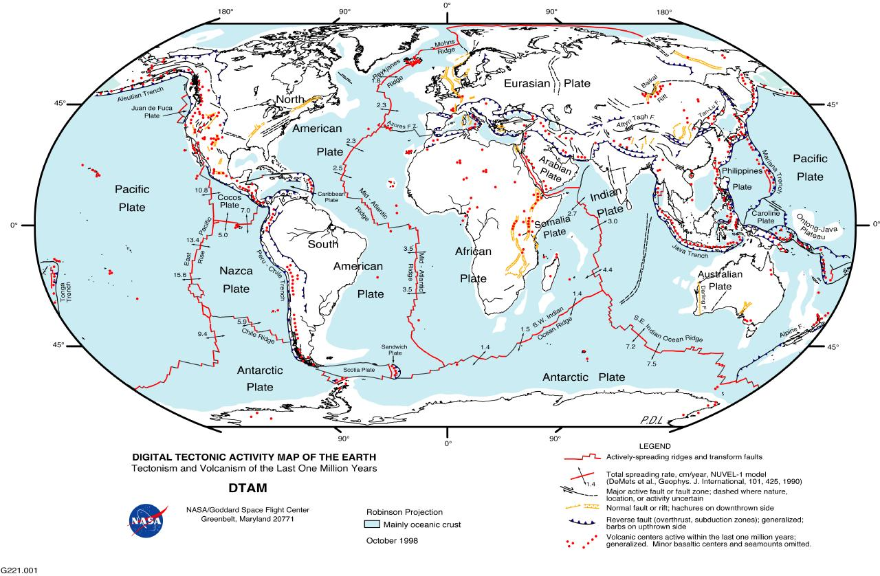 World tectonic map mappery gumiabroncs Image collections