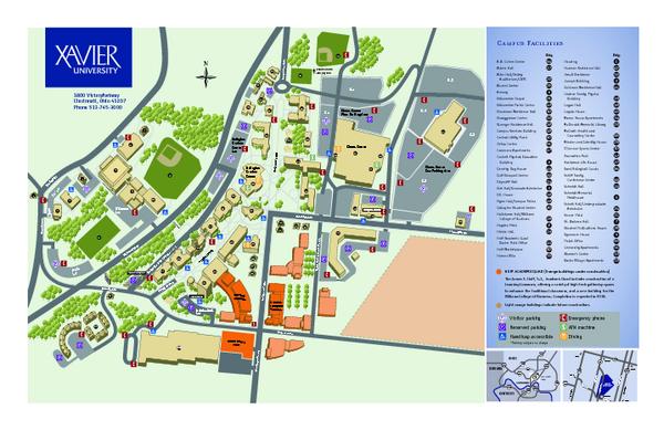 xavier university mapdiumthumb pdf