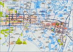 Yinchuan Map